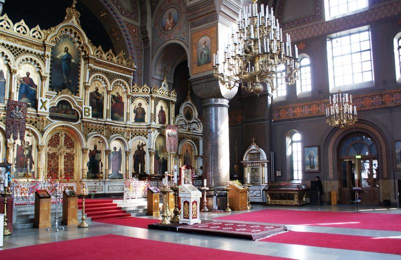 大聖堂の内部 photo by flickr