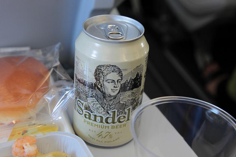 """フィンランドのビール """"Sandel"""""""