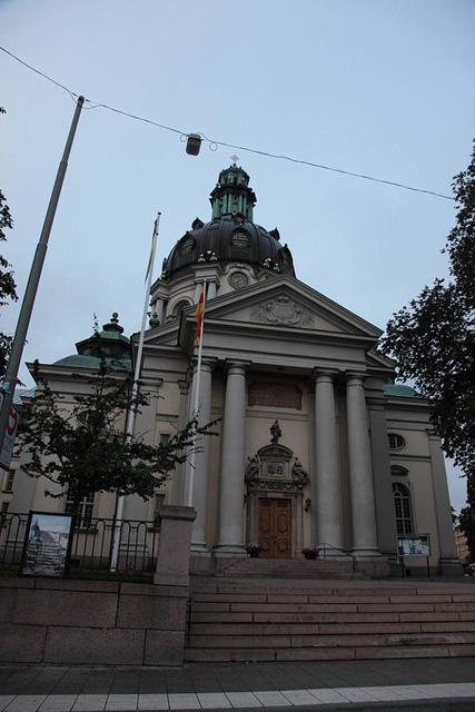 グスタフ・ヴァーサ教会