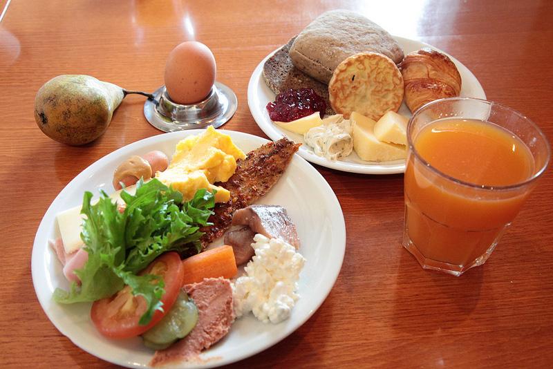 パンが種類豊富! フィンランドの朝ごはん