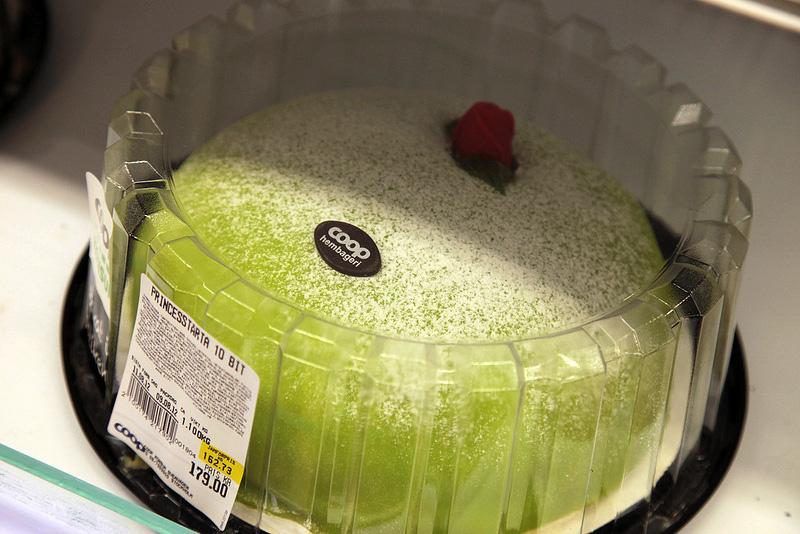 プリンセスケーキ