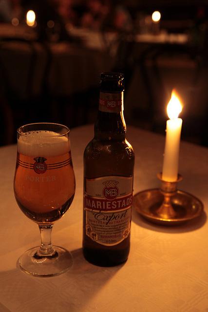 スウェーデンビール「MARIESTADS」