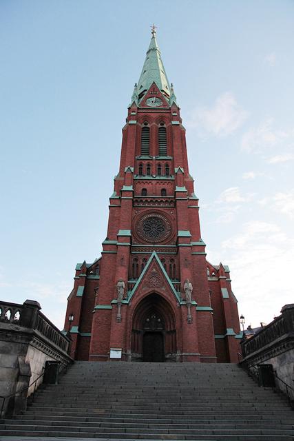 S:t Johannes kyrka(聖ヨハネ教会)