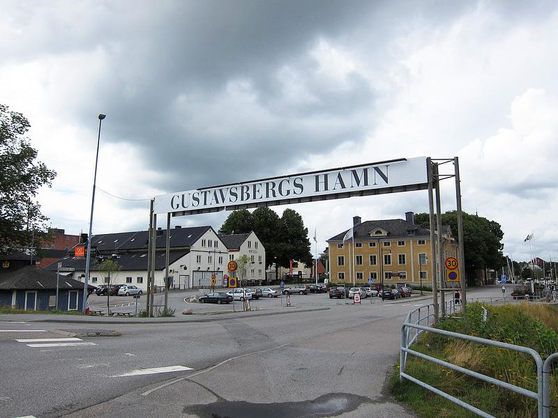 グスタフスベリ探訪 -1- ストックホルムからの行き方