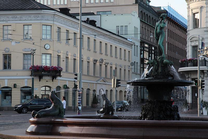 ヘルシンキ市観光案内所
