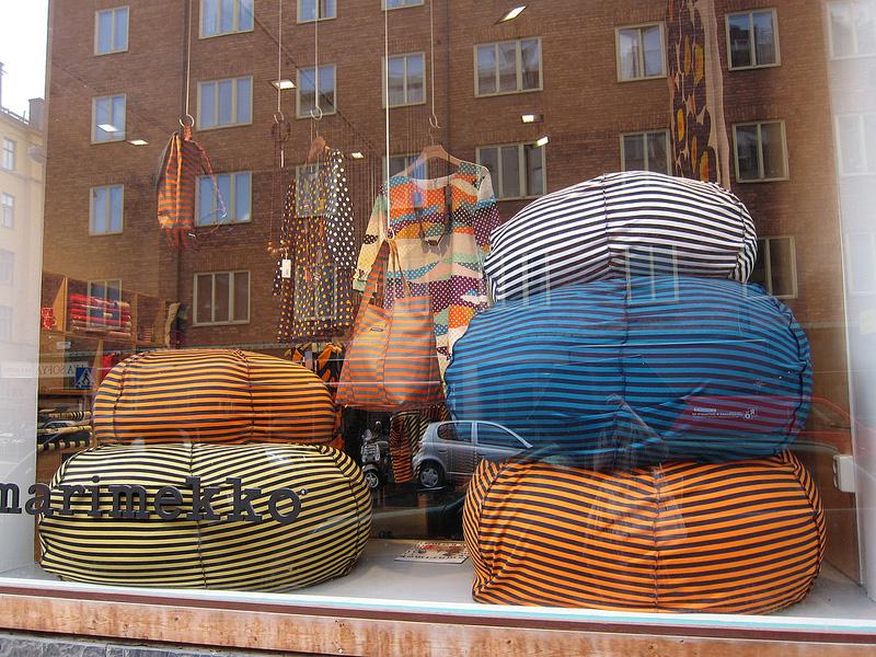 SOFOでショッピング - 1- マリメッコSkånegatan店