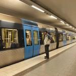 ストックホルムで最も便利な交通手段、地下鉄を使いこなそう