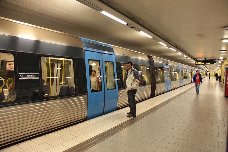 ストックホルムの地下鉄とバスを使いこなそう