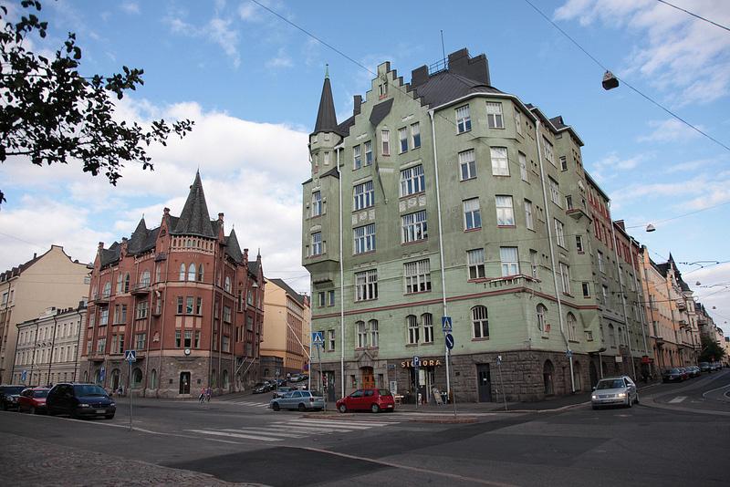 メルヘン童話に出てきそうな建物
